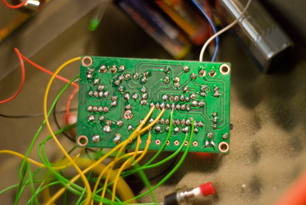 Solderings of the Conrad-Delay-Mod